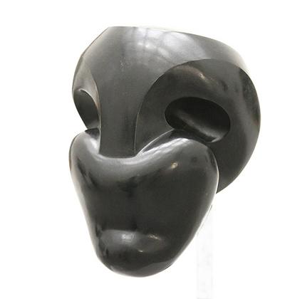 Kulturaustausch Afrika und Europa, Raymond Duchamp-Villon, Bildnis Professor Gosset, 1917