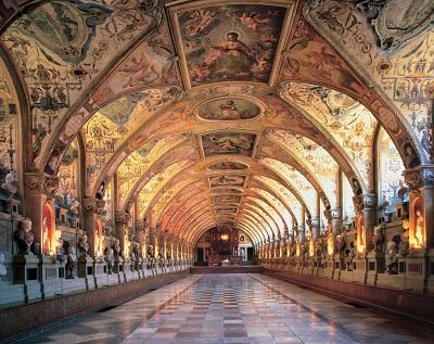 Antiquarium in der Münchner Residenz. © Museumspädagogisches Zentrum, München