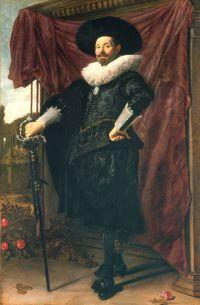 Frans Hals, Willem van Heythuysen, um 1625, © Bayerischen Staatsgemäldesammlungen