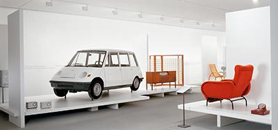 Die Neue Sammlung – The Design Museum, Designgeschichte. Foto: Rainer Viertlböck