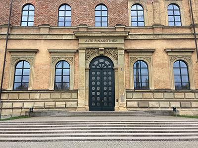 Alte Pinakothek München. © Museumspädagogisches Zentrum München