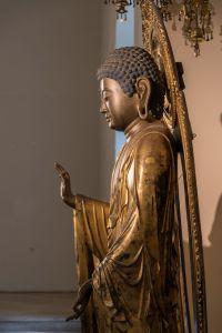 Buddha, Museum Fünf Kontinente München, Foto: Nicolai Kästner