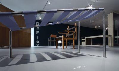 Raumansichten der Ausstellung ReFlex Bauhaus. 40 Objects – 5 Conversations, Foto: Die Neue Sammlung – The Design Museum (A. Laurenzo)