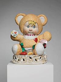 Jeff Koons, Amore, 1988. Foto: Sibylle Forster, Bayerische Staatsgemäldesammlungen, München. © Jeff Koons