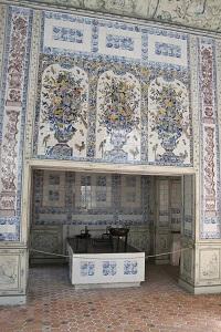 Küche in der Amalienburg