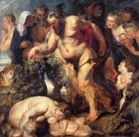 Peter Paul Rubens, Der Trunkene Silen, um 1618-25