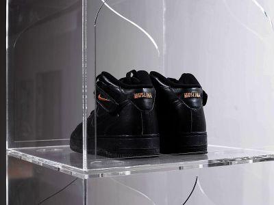 Baseera Khan, Nike ID#1, 2018, Courtesy the artist und Simone Subal Gallery, New York