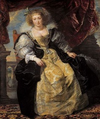 Peter Paul Rubens, Helene Fourment