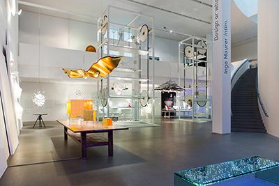 Ausstellung Ingo Maurer intim. Design or what. Foto: Anna Seibel