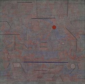 Paul Klee, Das Licht und Etliches, 1931, 228 V 8. © Bayerische Staatsgemäldesammlungen