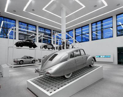 Die Neue Sammlung – The Design Museum, Mobility, Foto: Rainer Viertlböck
